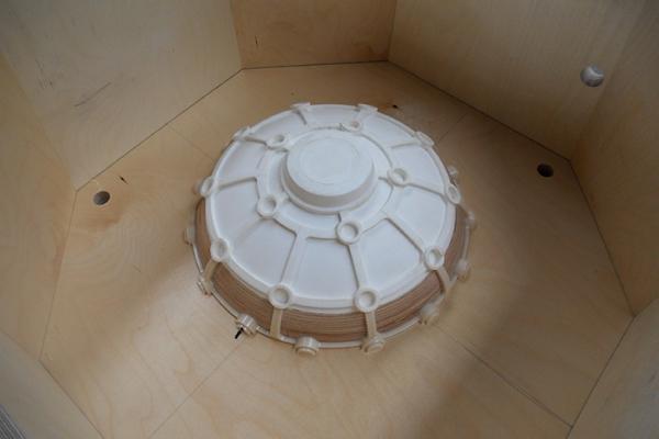Modèle à partie silicone