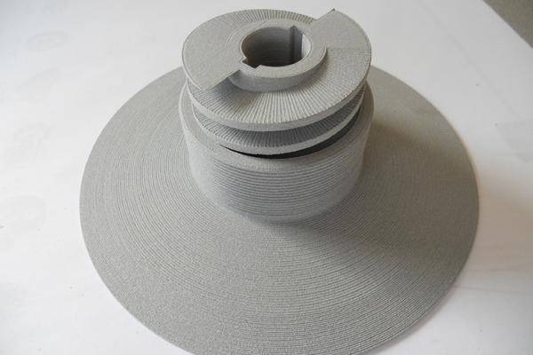 Imprimante 3D sable pour fonderie sans modèle